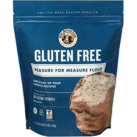 King Arthur Measure for Measure Gluten Free Flour, 48 Oz
