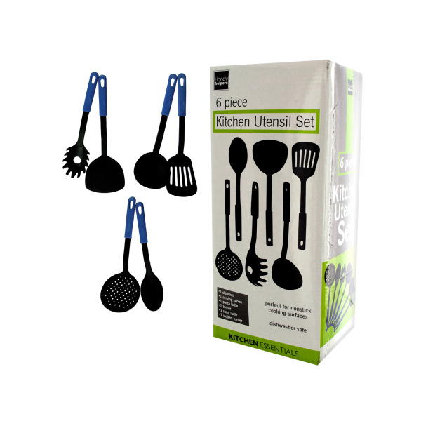 Kitchen Utensil Set (Pack Of 4)