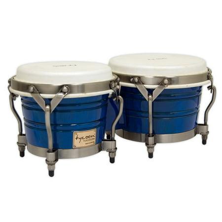 Signature Series Bongos - Signature Classic Series Blue Bongos 7″ & 8-1/2″