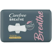 Best Carefree Pads - Carefree Breathe Ultra Thin Regular Pads with Wings Review