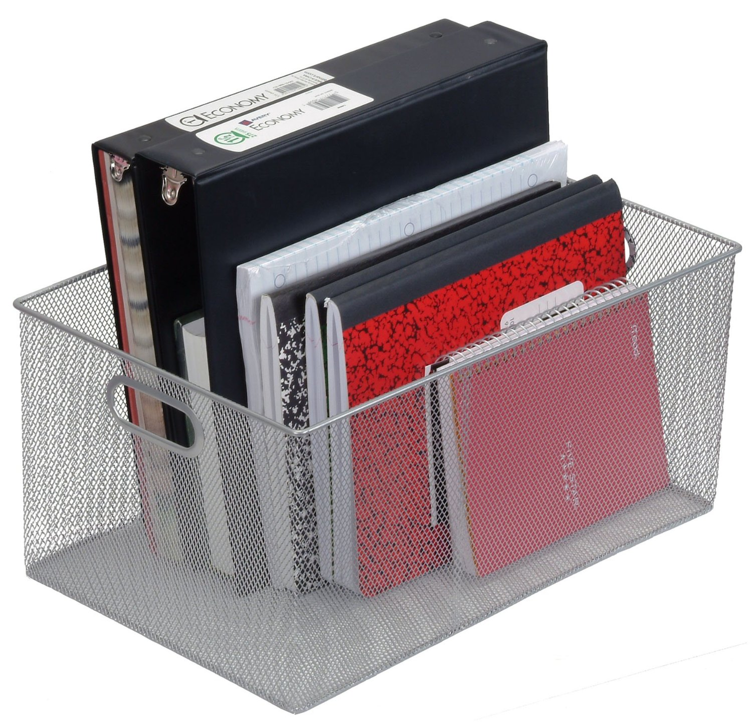 YBM Home Mesh Storage Baske