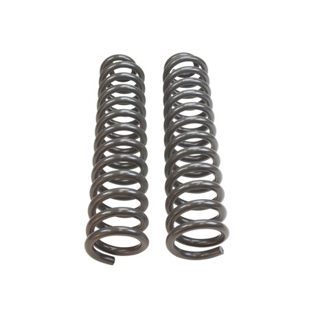 MaxTrac Suspension 753340 Coil Spring; 4 in. Front Lift; Coil