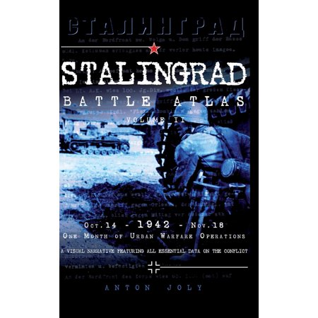 Stalingrad Battle Atlas : Volume II