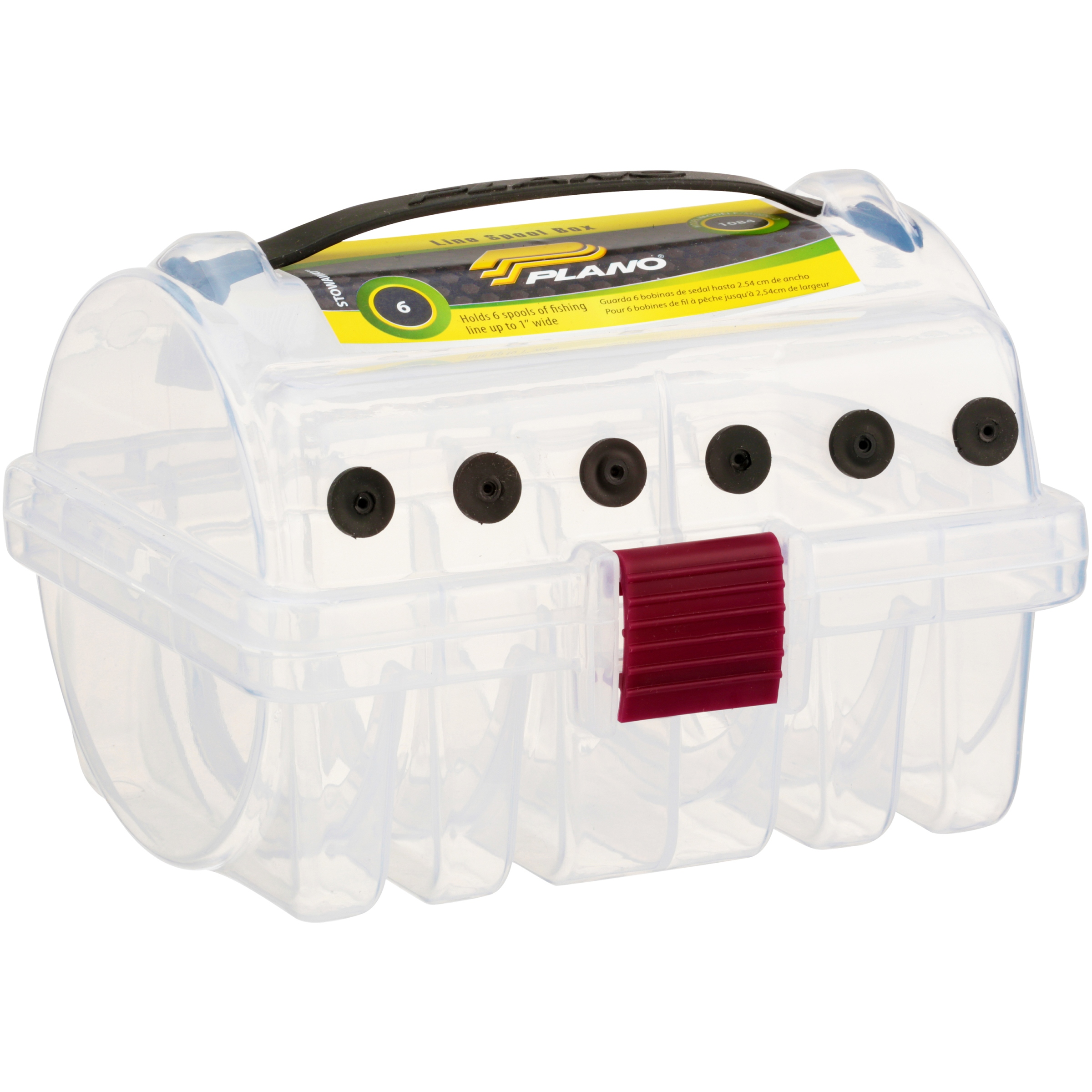 Plano® Stowaway® 6 Line Spool Box