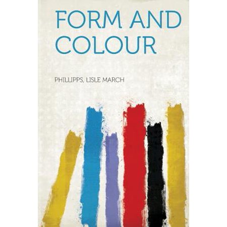 Form and Colour - Form And Colour