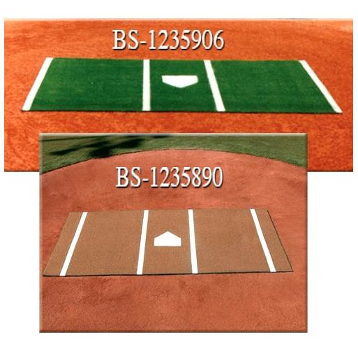 Home Plate-Green