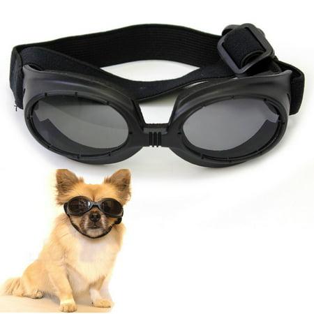 Fashion Pet Dog Cat Goggle UV Sunglasses Eye Wear Protection Gift - Black
