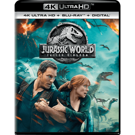 Jurassic World: Fallen Kingdom (4K Ultra HD + Blu-ray + Digital - Halloween H20 Blu Ray Uk