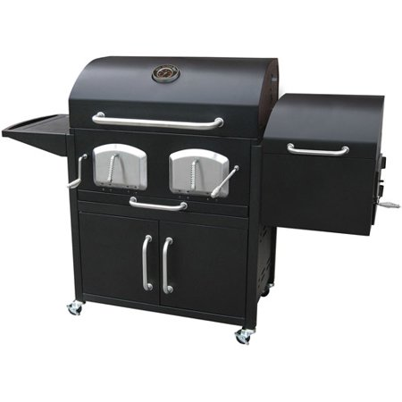Smoky Mountain Bravo Premium 26  Charcoal Grill And Smoker
