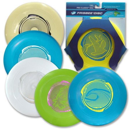 Wham-O Super Pro Combo Frisbee Disc Models 133 Gram, 130 gram weight is perfect for all outdoor conditions By