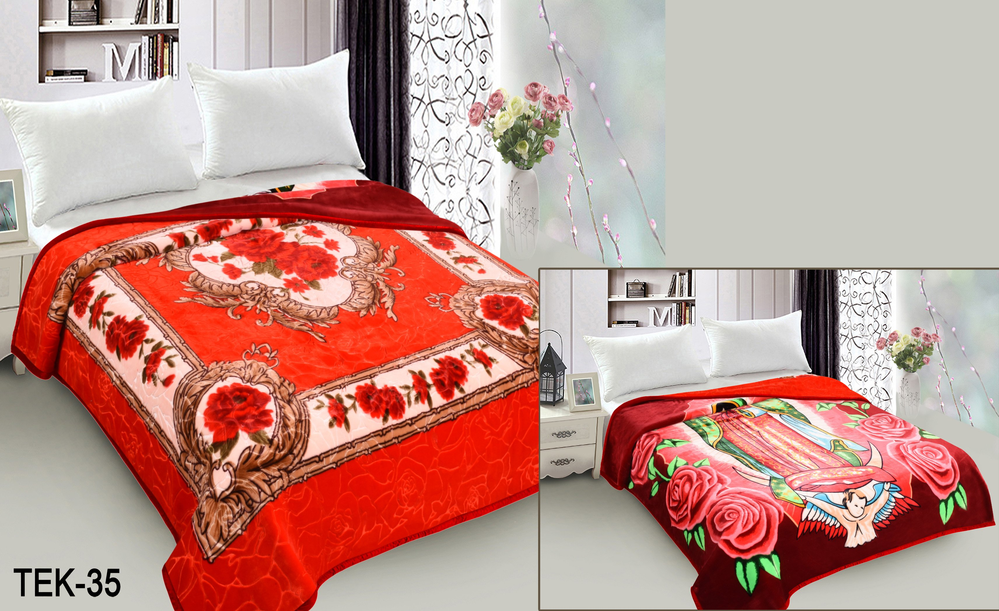 textile king clearance super soft luxury blanket