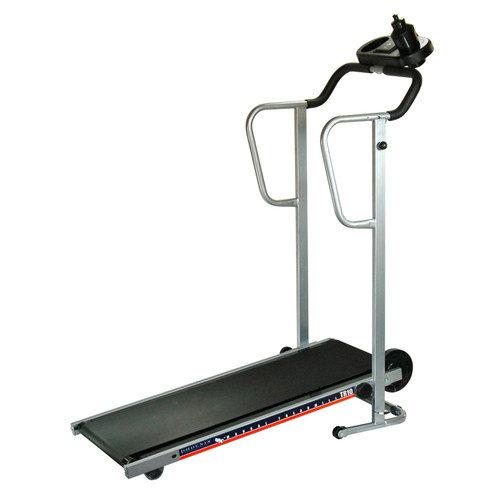 Phoenix Health and Fitness Easy Up Manual Treadmill
