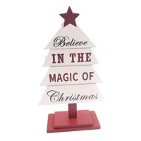 Holiday Time Cmas tree Sign orn