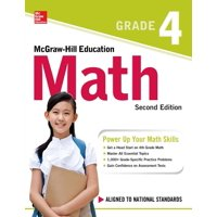 McGraw-Hill Education Math Grade 4, Second Edition (Paperback)
