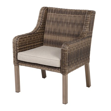 Better Homes and Gardens Hawthorne Park Outdoor Stationary Chair - Set of 4 ()