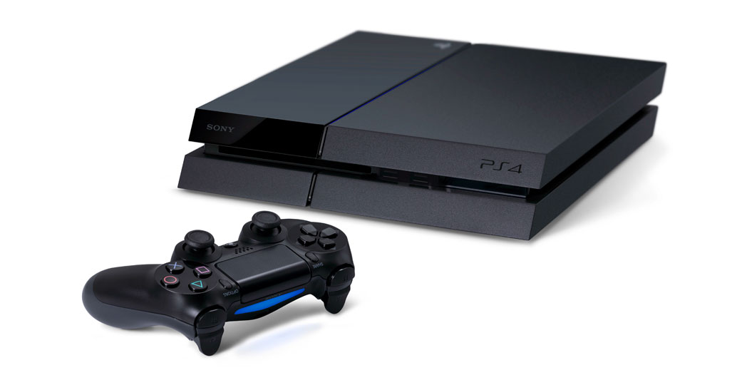 Refurbished Sony PlayStation 4 Playstation 4 500GB Console Complete with DualShock Controller by