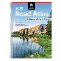 Rand mcnally 2020 national park road atlas & guide (paperback): 9780528020988