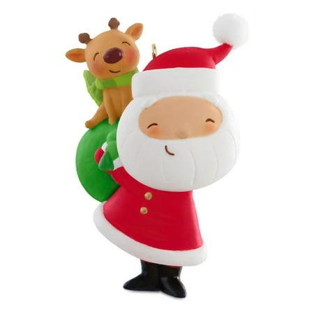Hallmark Ornament 2016 Kringle and Kris #3