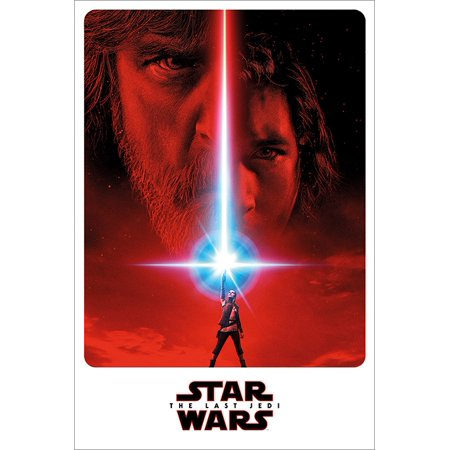 Star Wars: Episode VIII - The Last Jedi - Movie Poster / Print (Teaser Style) (Size: 27
