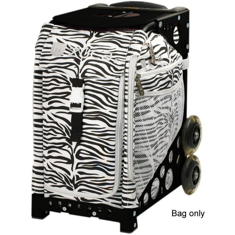 ZUCA Zebra Sport Insert Bag