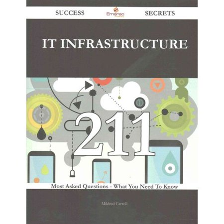 It Infrastructure  211 Most Asked Questions On It Infrastructure   What You Need To Know