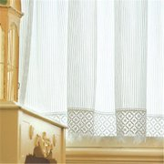Heritage Lace 8275E-4824HT 48 x 24 in. Chelsea Tier with Trim