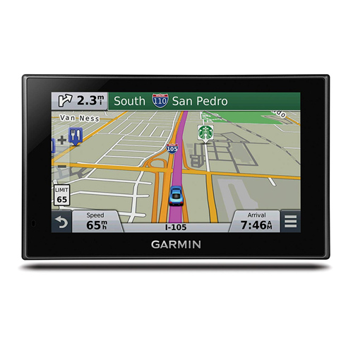 """Garmin nuvi 2589LMT 5"""" Travel Assistant with Free Lifetime Maps and Traffic Updates"""
