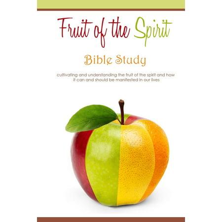 Fruit of the Spirit - Bible - Fruits Of The Spirit Craft