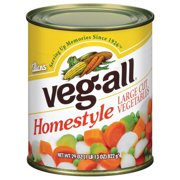 Allens Veg-All Homestyle Large Cut Vegetables, 29 oz
