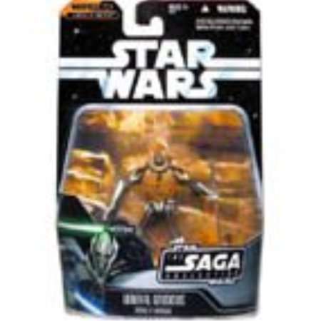 Star Wars THE DEMISE OF GENERAL GRIEVOUS Exclusive Action Figure Saga Collection 2006 - Star Wars General Grievous Mask