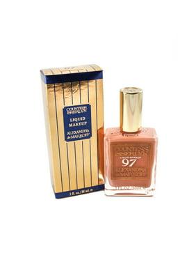 Alexandra De Markoff Countess Isserlyn Liquid Makeup 1 Oz 97 for Women by Alexandra De Markoff
