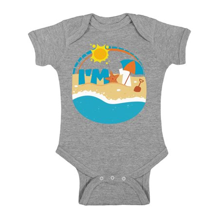 Awkward Styles Sea Outfit for Baby Boy and Baby Girl Gifts Baby Newborn Baby Girl Clothes Baby Girl Clothes Baby Bodysuit Short Sleeve Boys Gifts 1st Year Beach Party Baby One Piece Sun Baby Birthday](1st Birthday Gift Ideas For Boys)