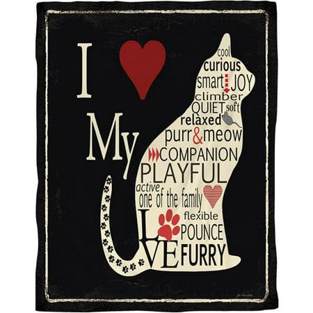 MOD Home Love My Cat Duvet
