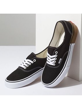 8d91fb51744d Product Image Vans Authentic Gum Block Black Men's Classic Skate Shoes Size  12