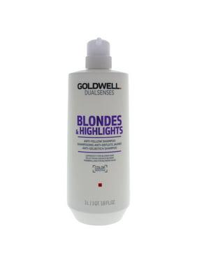 Goldwell Dualsenses Blondes and Highlights Shampoo - 34 oz Shampoo