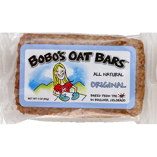 Bobo's Original Oat Bars, 3 oz, (Pack of 12)