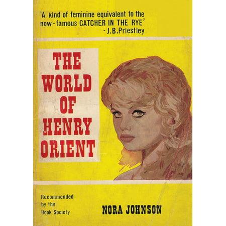 The World of Henry Orient: A Novel - eBook
