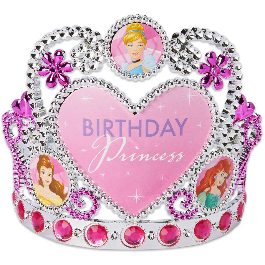 Disney Princess Birthday Tiara, Party Supplies