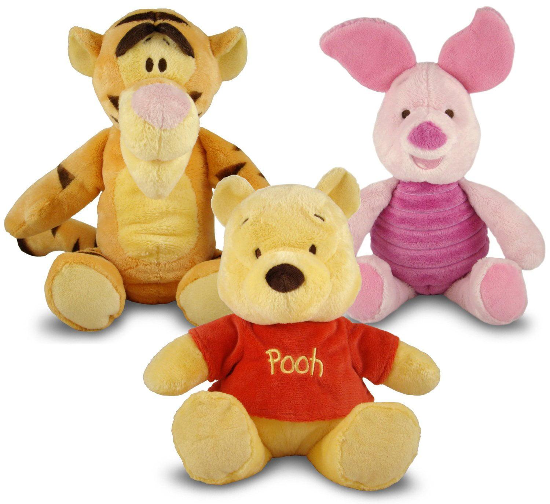 Kids Preferred Disney Winnie The Pooh and Friends Plush Set by Kids Preferred