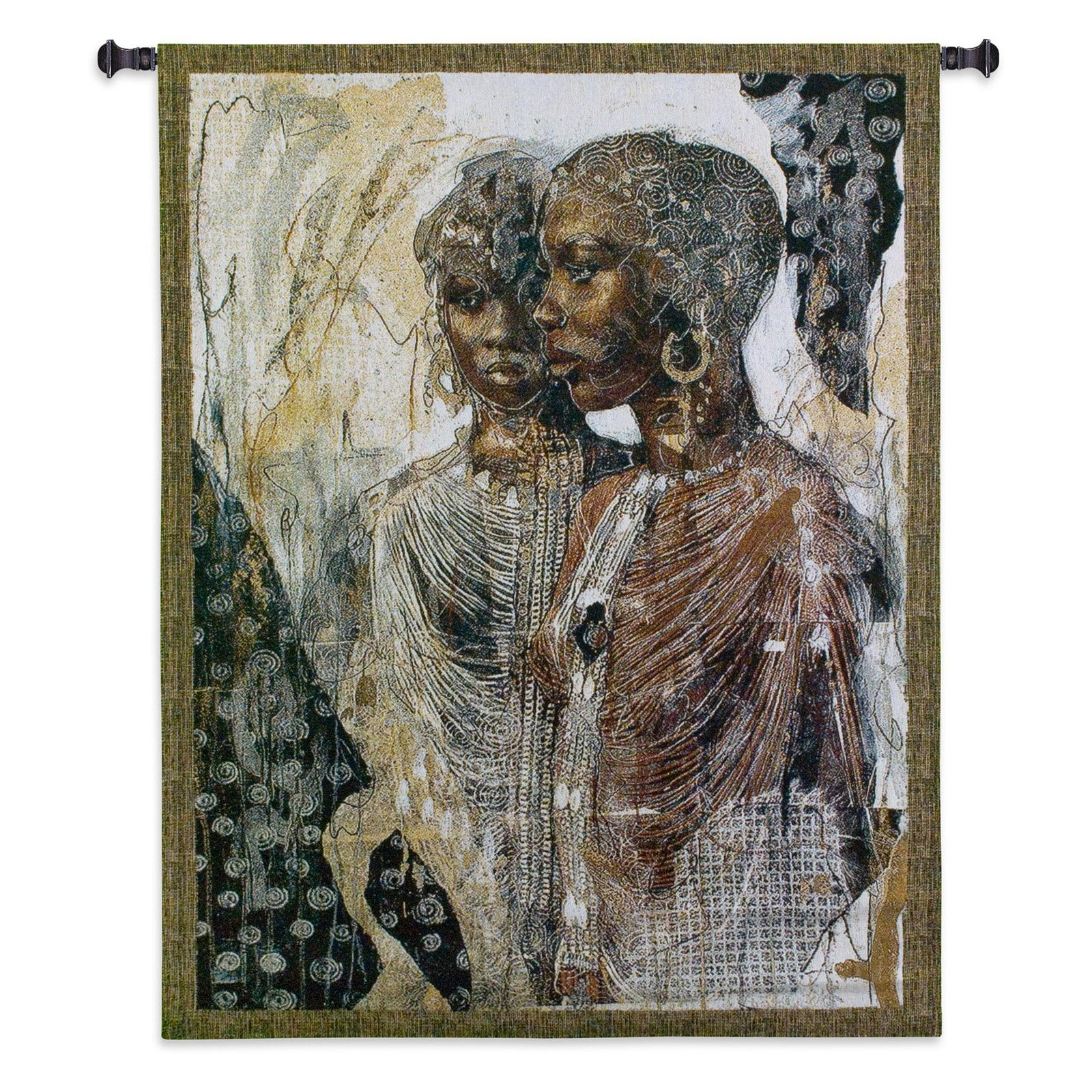 Fine Art Tapestries We Are Sisters Wall Tapestry by Supplier Generic