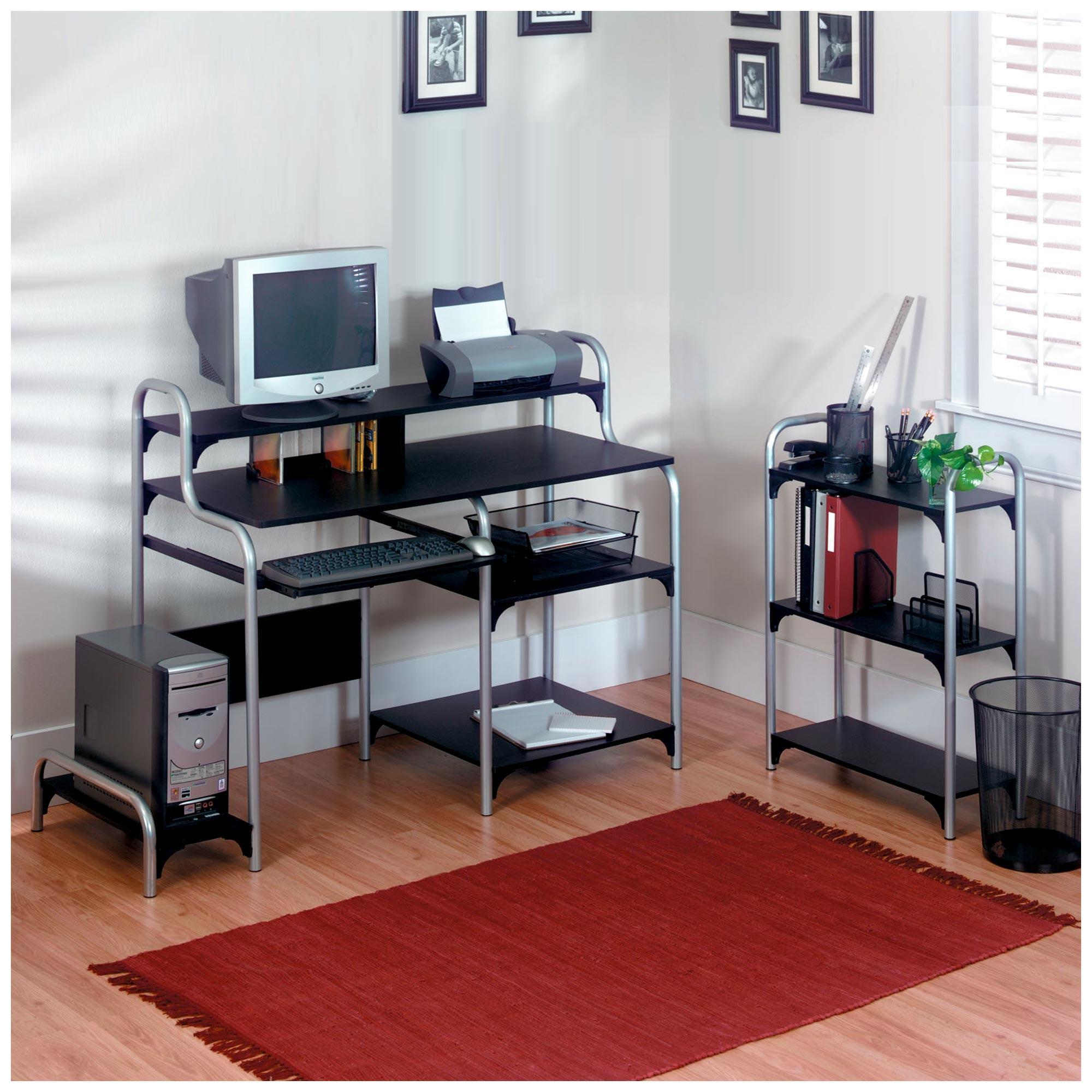 Altra Overton Modern Workstation Computer Desk