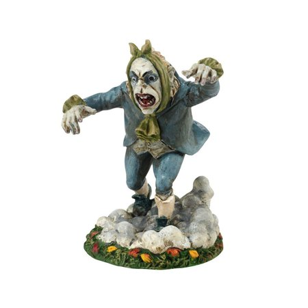 Department 56 Halloween Village Ghastly's Night Out Ghost Figurine 4051013 New, Department 56 By Department-56 Ship from US - Dept 56 Halloween Clearance