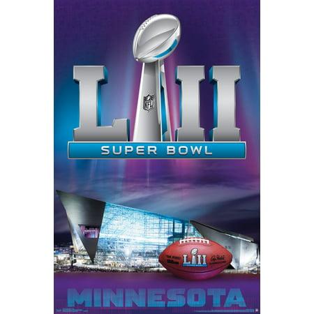 Philadelphia Eagles - Super Bowl LII Champions - Logo](Super Bowl Decor)