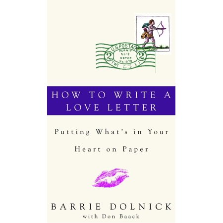 How to Write a Love Letter - eBook