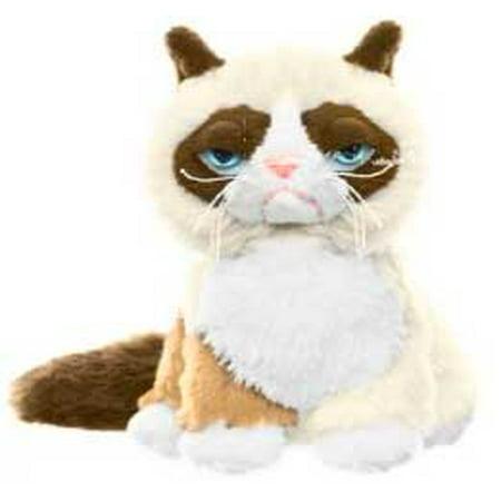 Grumpy Cat Plush [Sitting Up]](Grumpy Cat Stuffed Animal)