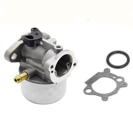497314 497347 497586 Carburetor for Briggs & Stratton Vertical Shaft 120 121 122 12E and 12T Series w/ a Primer System
