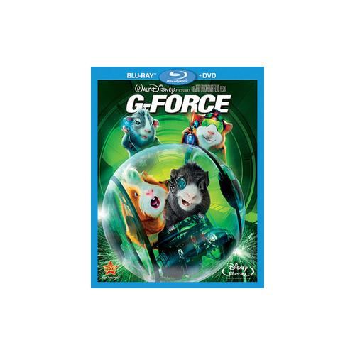 G-Force (Blu-ray + DVD) (Widescreen)