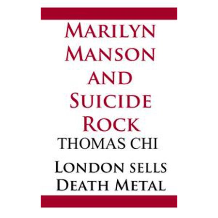 Marilyn Manson and Suicide Rock - - Halloween Marilyn Manson Official