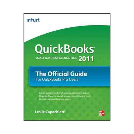 Quickbooks Small Business Accounting 2011: The Official Guide For QuickBooks Pro Users