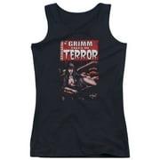 Zenescope Terror Cover Juniors Tank Top Shirt